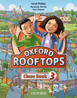 OXFORD ROOFTOPS 3. CLASS BOOK