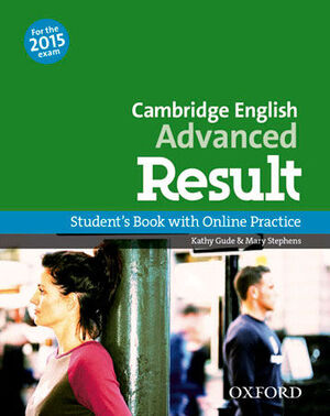 CAE RESULT STUDENT'S BOOK WITH ONLINE PRACTICE 2015 EDITION