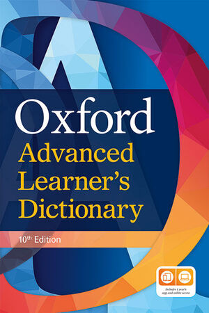 OXFORD ADVANCED LEARNER'S DICTIONARY PAPERBACK + DVD + PREMIUM ONLINE ACCESS COD