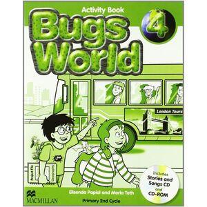 BUGS WORLD 4 AB PK (NEW C)