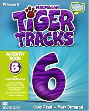 TIGER 6 B ACTIVITY PACK