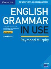 ENGLISH GRAMMAR IN USE.(+KEY-CD)