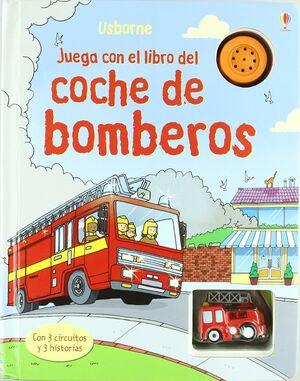 JUEGA CON EL LIBRO DEL COCHE DE BOMBEROS