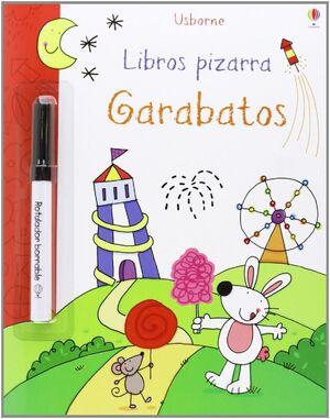 GARABATOS LIBRO PIZARRA