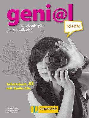 GENI@L KLICK A1, LIBRO DE EJERCICIOS + CD
