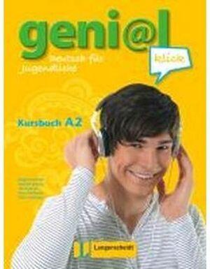 GENI@L KLICK A2, LIBRO DEL ALUMNO + CD