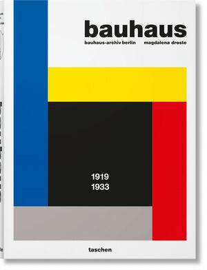 BAUHAUS. 100 AÑOS DE LA BAUHAUS
