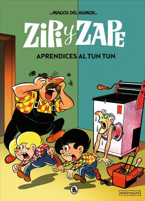 27. APRENDICES AL TUN TUN.(ZIPI Y ZAPE).(MAGOS HUM