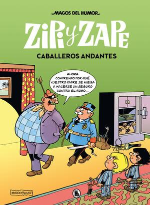 CABALLEROS ANDANTES (MAGOS DEL HUMOR 210)