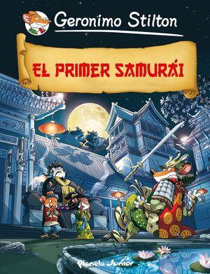 EL PRIMER SAMURÁI