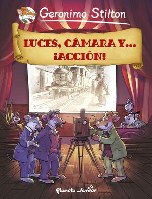 LUCES, CÁMARA Y... ¡ACCIÓN!