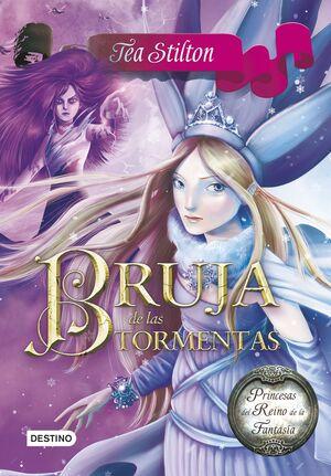 BRUJA DE LAS TORMENTAS