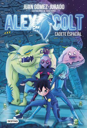 ALEX COLT. CADETE ESPACIAL