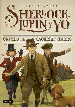 CRIMEN EN LA CACERÍA DEL ZORRO