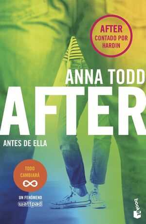 AFTER. ANTES DE ELLA (SERIE AFTER)
