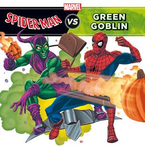 MARVEL. SPIDER-MAN VS. GREEN GOBLIN