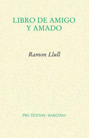 LIBRO DE AMIGO Y AMADO