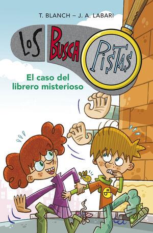BUSCAPISTAS 2. EL CASO DEL LIBRERO MISTERIOSO