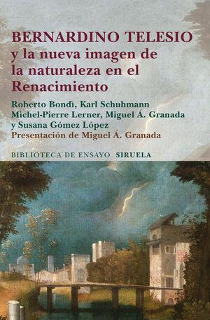 BERNARDINO TELESIO Y LA NUEVA IMAGEN
