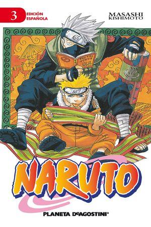 NARUTO Nº03