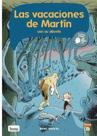 VACACIONES DE MARTIN Y SU ABUELO,LAS 2ªED