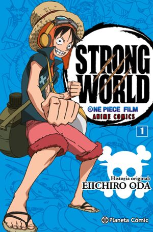 ONE PIECE STRONG WORLD Nº 01