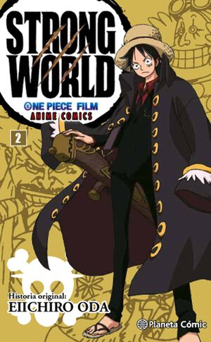 ONE PIECE STRONG WORLD Nº 02