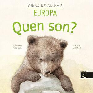 QUEN SON CRÍAS DE ANIMAIS - EUROPA