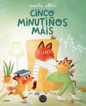 CINCO MINUTIÑOS MÁIS