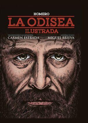 LA ODISEA (ILUSTRADA POR MIGUEL BRIEVA)