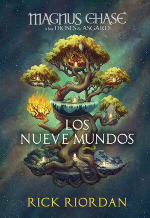 4.MAGNUS CHASE Y LOS NUEVE MUNDOS.(SERIE INFINITA)