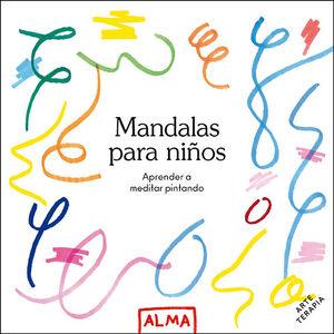 MANDALAS PARA NIÑOS (COL. HOBBIES)