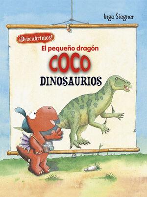 EL PEQUEÑO DRAGÓN COCO. DESCUBRIMOS LOS DINOSAURIOS