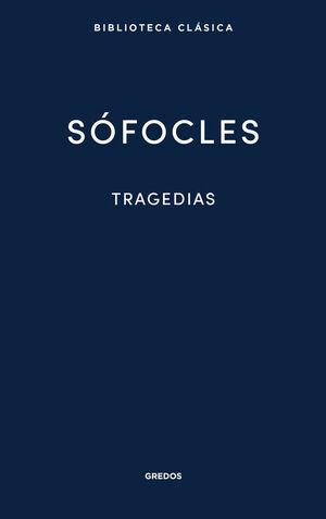 TRAGEDIAS (AYAX. LAS TRAGEDIAS. ANTÍGONA. EDIPO REY)