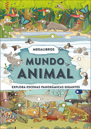 MEGALIBROS. MUNDO ANIMAL