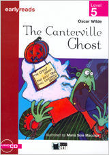 CANTERVILLE GHOST.(+CD)/(5.EARLYREADS)