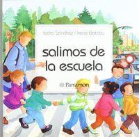 SALIMOS DE LA ESCUELA