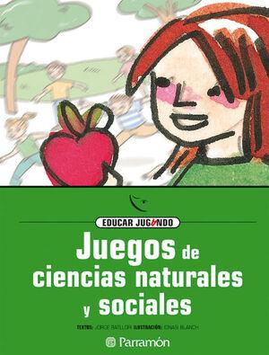 JUEGOS DE CIENCIAS NATURALES Y SOCIALES