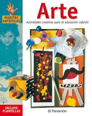 MANITAS ARTÍSTICAS. ARTE