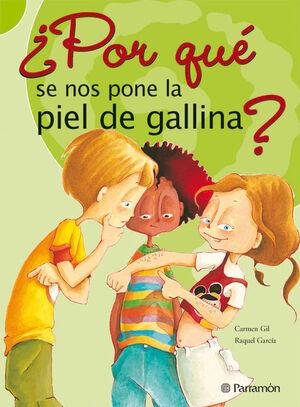 SE NOS PONE LA PIEL DE GALLINA
