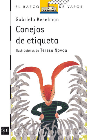 CONEJOS DE ETIQUETA