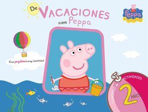 DE VACACIONES CON PEPPA PIG, 2 AÑOS
