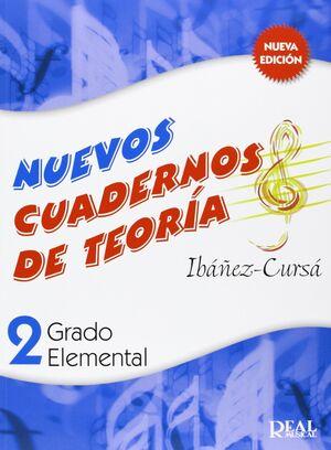 NUEVOS CUADERNOS DE TEORIA 2, GRADO ELEMENTAL