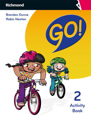 GO! 2 ACTIVITY PACK