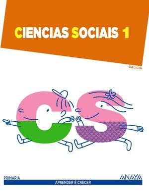 CIENCIAS SOCIAIS 1 PRIMARIA