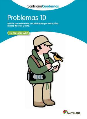 PROBLEMAS 10 (SANTILLANA)