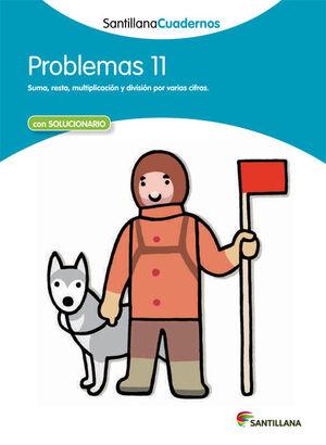 PROBLEMAS 11 (SANTILLANA)
