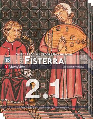 NOVO CABO FISTERRA 2 (2.1-2.2-2.3) TRIM