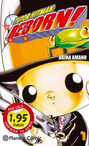 MM TUTOR HITMAN REBORN Nº 01 1,95