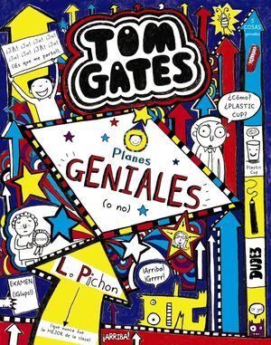TOM GATES: PLANES GENIALES (O NO)